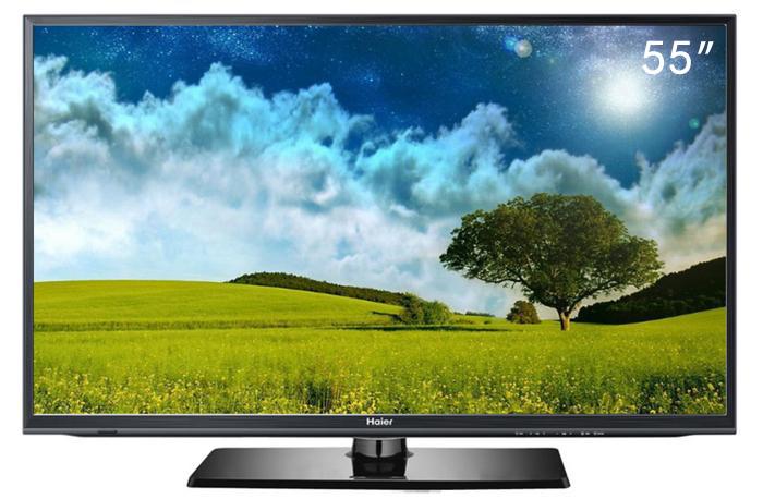 活动期间前30名下定客户可领取价值3999元的55寸海尔液晶电视机一台